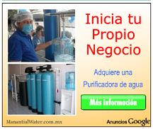 negocio plantas purificadoras de agua